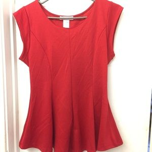 Tops - Red shirt